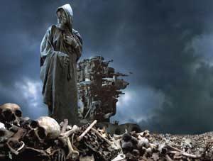 Что произошло на кладбище ночью