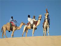 Туареги – потомки атлантов и амазонок