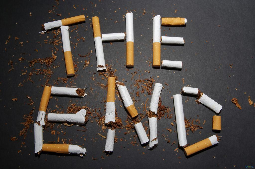 Заговор от курения