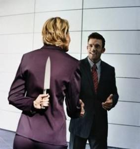 Заговор от неприятностей на работе