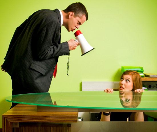 Заговор от злого начальника
