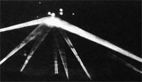 НЛО и военные самолеты в 40-х