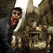 Зомби. Часть 1