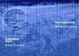 На дне Балтики вблизи НЛО отказывают электронные приборы