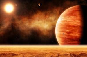 Марс может скрывать жизнь глубоко внутри