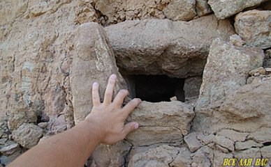 Древнее подземелье или город гномов?