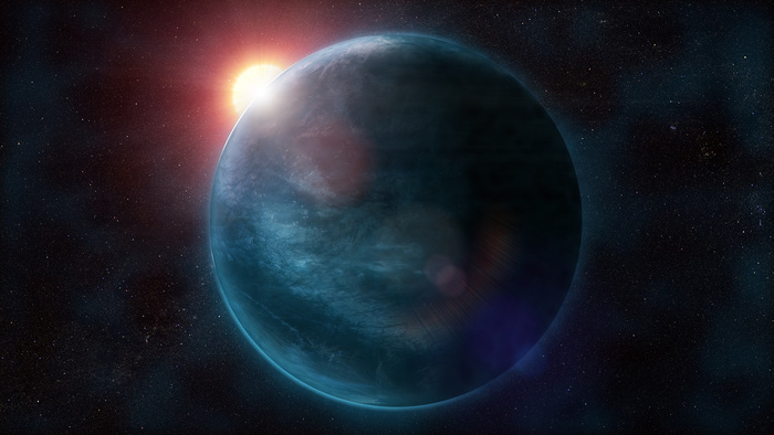 Ученые нашли планету, где жизнь зародилась намного раньше земной
