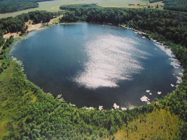 Озеро Светлояр прогнало дайверов из своих глубин