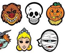 Как сделать маску на Хэллоуин