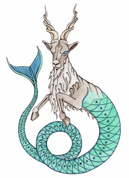 Рыбы в год козы – женщина