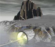 Тайны Третьего рейха о ледяном тайнике