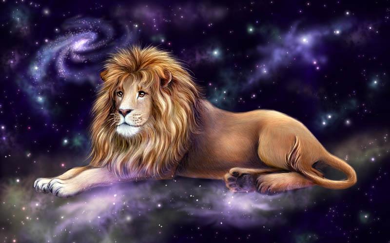 Лев в год козы – мужчина