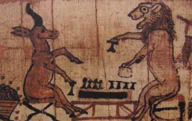 Лев в год козы – женщина