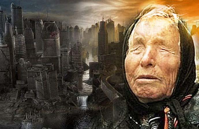 Ванга предсказания Крым 2015
