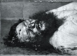 Распутин фото после смерти