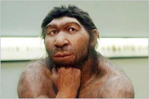 Неандертальцы среди нас