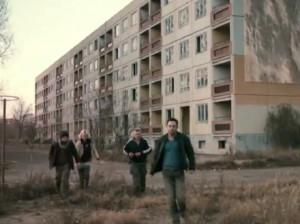 Фото зомби в Чернобыле